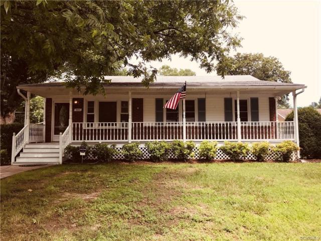 9511 Royerton Drive, Henrico, VA 23228 (#1919970) :: 757 Realty & 804 Homes