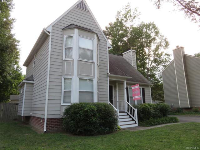 7415 River Pine Drive, Mechanicsville, VA 23111 (MLS #1920009) :: EXIT First Realty