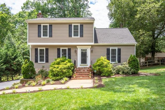 9329 Falcon Drive, Mechanicsville, VA 23116 (MLS #1920101) :: EXIT First Realty
