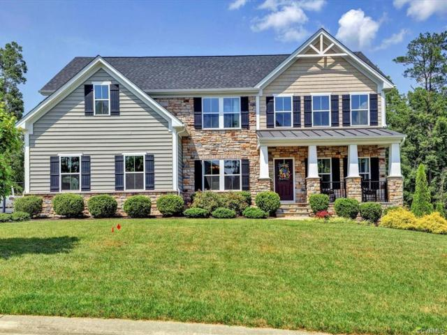 16712 Hampton Farms Court, Moseley, VA 23120 (MLS #1920106) :: EXIT First Realty