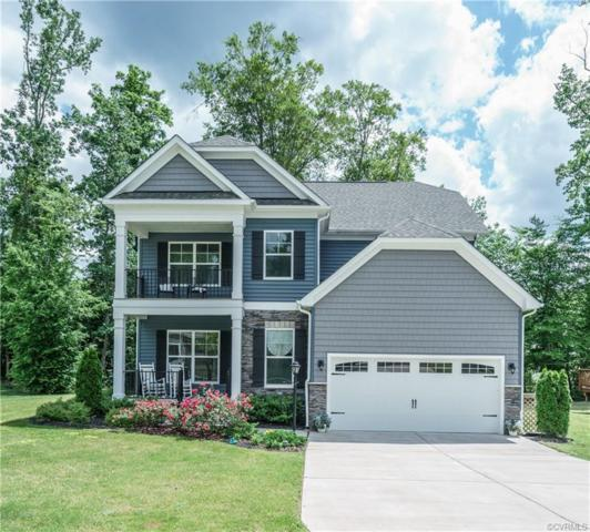2829 Tea Rose Court, Quinton, VA 23141 (MLS #1920122) :: EXIT First Realty