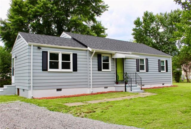 7624 Flagler Road, North Chesterfield, VA 23237 (MLS #1920126) :: EXIT First Realty