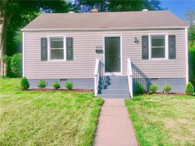 6606 Fitzhugh Avenue, Richmond, VA 23226 (#1920128) :: 757 Realty & 804 Homes