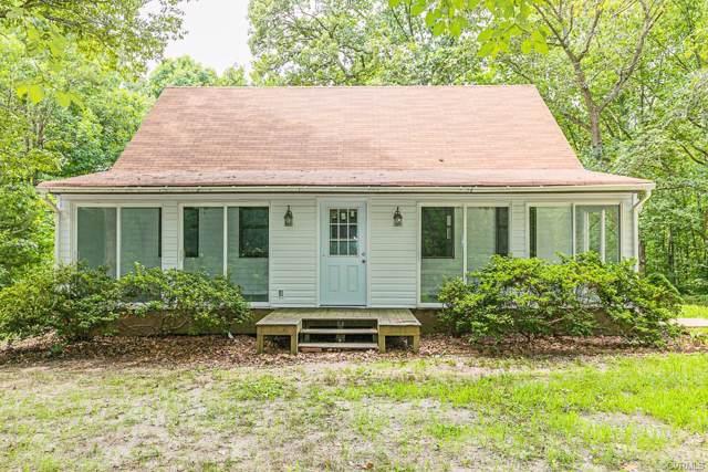 348 Forest Lane, King William, VA 23086 (MLS #1920194) :: Small & Associates