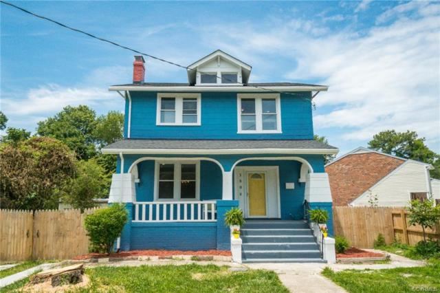 3808 Montrose Avenue, Richmond, VA 23222 (MLS #1920221) :: Small & Associates