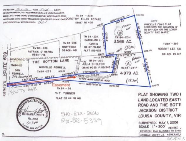 000 Buckner Road, Bumpass, VA 23024 (MLS #1920238) :: EXIT First Realty