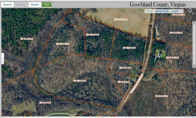 0 Haskin Road, Goochland, VA 23063 (MLS #1920348) :: HergGroup Richmond-Metro