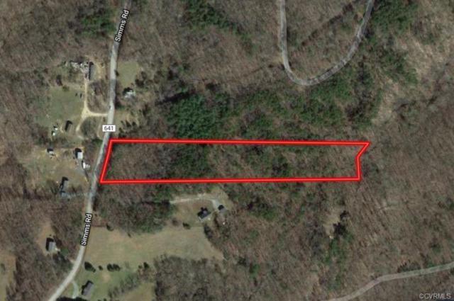 000 Simms Road, Cumberland, VA 23040 (#1920385) :: Abbitt Realty Co.