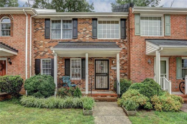 107 Ashley Place #107, Colonial Heights, VA 23834 (MLS #1920440) :: HergGroup Richmond-Metro