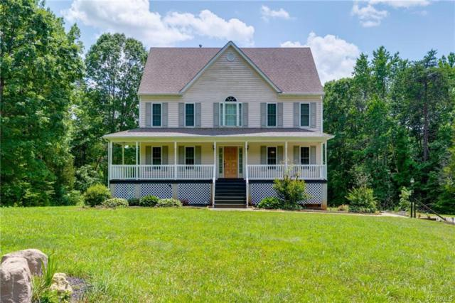 6940 Halls Hill Drive, Amelia Courthouse, VA 23002 (#1920441) :: 757 Realty & 804 Homes