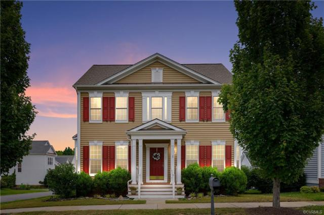 17147 Library Boulevard, Ruther Glen, VA 22546 (#1920471) :: 757 Realty & 804 Homes