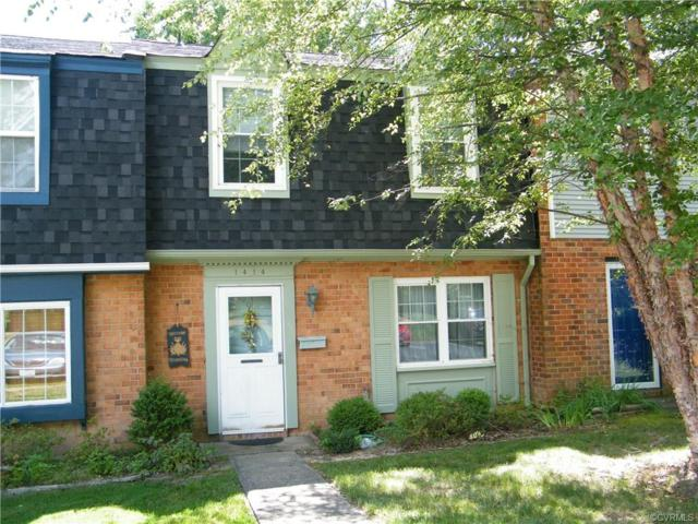 1414 Calander Court #1414, North Chesterfield, VA 23235 (MLS #1920483) :: EXIT First Realty