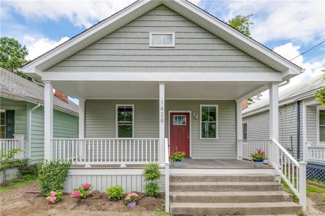 1428 Oakwood Avenue, Richmond, VA 23223 (#1920532) :: 757 Realty & 804 Homes