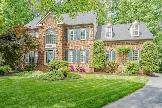 12308 Renwick Place, Glen Allen, VA 23059 (MLS #1920550) :: EXIT First Realty