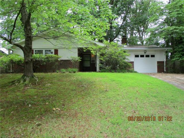 6 Darlene Lane, Newport News, VA 23608 (#1920571) :: Abbitt Realty Co.