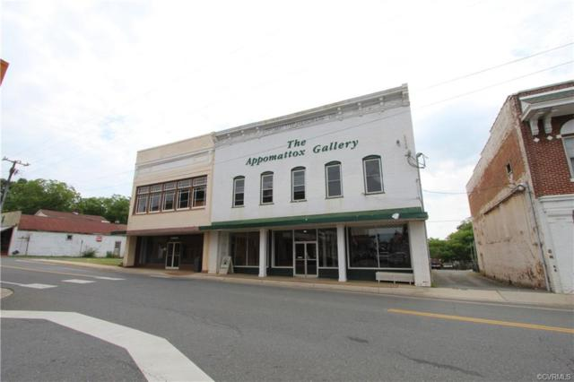 1850 Church Street, Appomattox, VA 24522 (MLS #1920580) :: EXIT First Realty