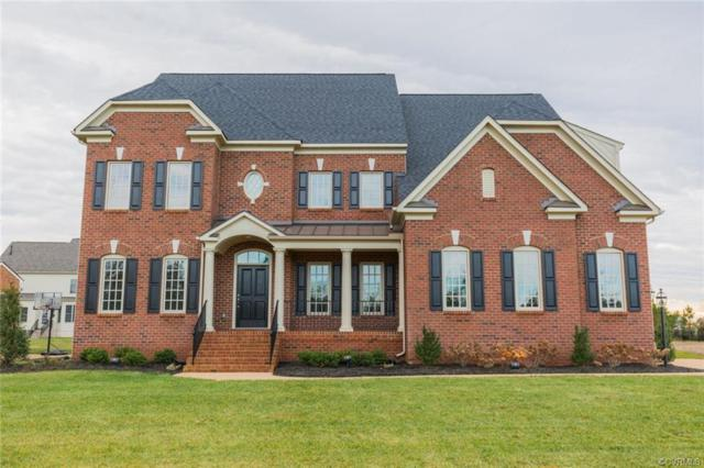 12717 Ellington Woods Place, Glen Allen, VA 23059 (#1920628) :: Abbitt Realty Co.