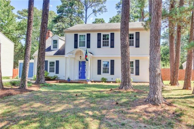 10632 Savoy Road, North Chesterfield, VA 23235 (MLS #1920665) :: The RVA Group Realty