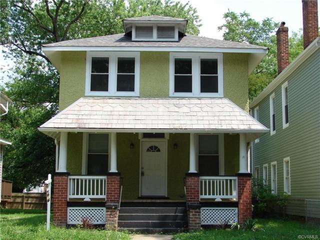 3115 2nd Avenue, Richmond, VA 23222 (#1920698) :: 757 Realty & 804 Homes