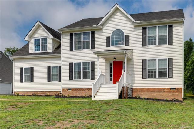 21024 Baileys Grove Drive, South Chesterfield, VA 23803 (MLS #1920798) :: The RVA Group Realty