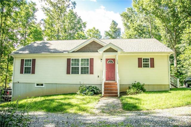 509 Hessler Drive, Ruther Glen, VA 22546 (#1920806) :: 757 Realty & 804 Homes