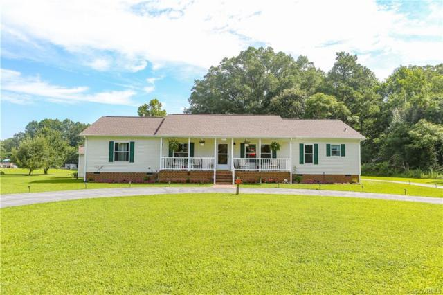 2927 Water View Road, Water View, VA 23180 (MLS #1920860) :: EXIT First Realty