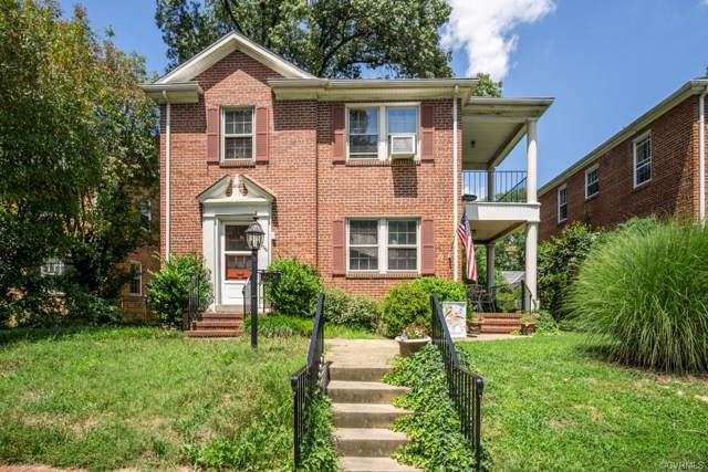 4404 W Franklin Street, Richmond, VA 23221 (MLS #1920872) :: EXIT First Realty