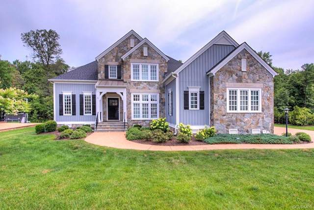 12744 Ellington Woods Place, Glen Allen, VA 23059 (MLS #1920888) :: Small & Associates