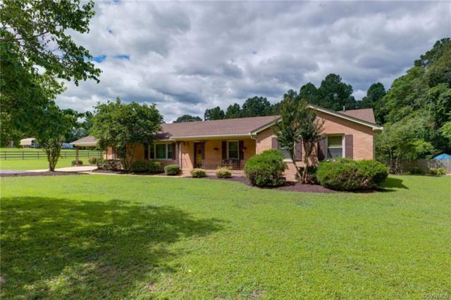 7335 Hidden Lake Estate Drive, Mechanicsville, VA 23111 (#1920908) :: Abbitt Realty Co.