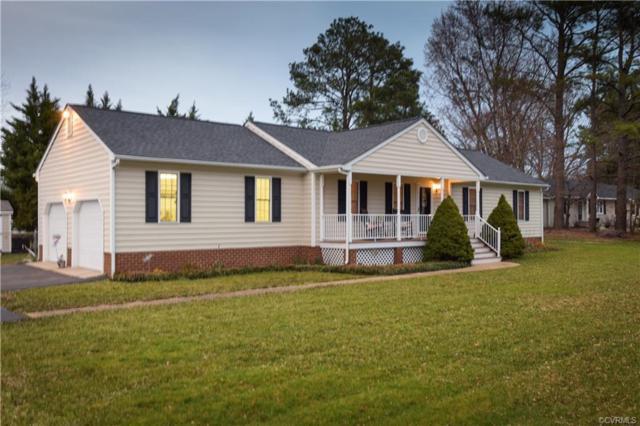 8430 Ellerson Drive, Mechanicsville, VA 23111 (#1920959) :: Abbitt Realty Co.