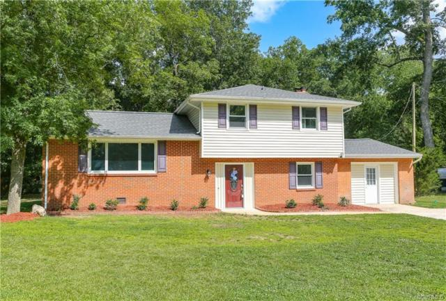 320 New Castle Drive, Colonial Heights, VA 23834 (#1921085) :: 757 Realty & 804 Homes