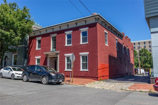 107 S 1st Street, Richmond, VA 23219 (MLS #1921129) :: HergGroup Richmond-Metro