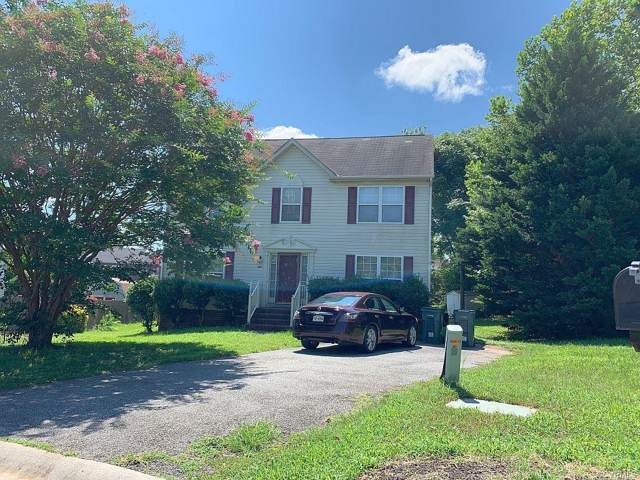 3905 Darton Terrace, Richmond, VA 23223 (MLS #1921156) :: HergGroup Richmond-Metro