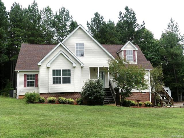 190 Carriage Hill Road, Farmville, VA 23901 (MLS #1921182) :: The RVA Group Realty