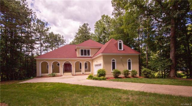 8436 Kintail Drive, Chesterfield, VA 23838 (#1921236) :: Abbitt Realty Co.
