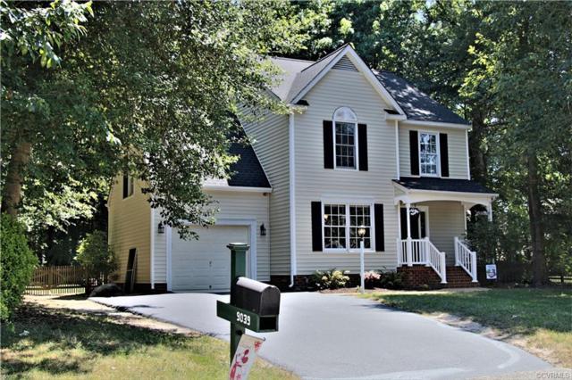 9039 Coolwater Lane, Mechanicsville, VA 23116 (#1921280) :: Abbitt Realty Co.