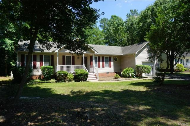9619 Pampas Drive, Chesterfield, VA 23832 (#1921308) :: Abbitt Realty Co.