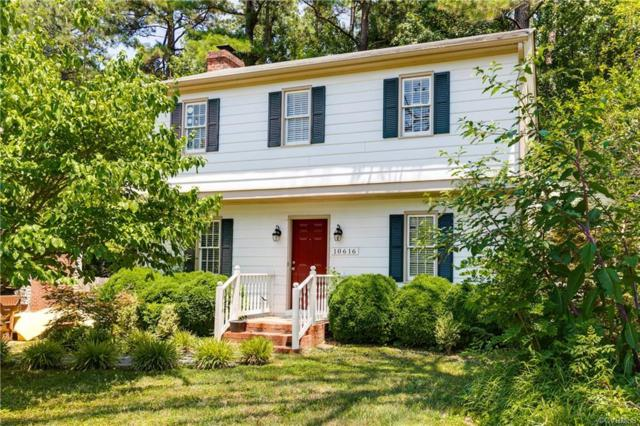 10616 Looking Glass Road, North Chesterfield, VA 23235 (MLS #1921538) :: EXIT First Realty