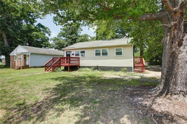 1707 Mechanicsville Turnpike, Richmond, VA 23223 (#1921577) :: Abbitt Realty Co.