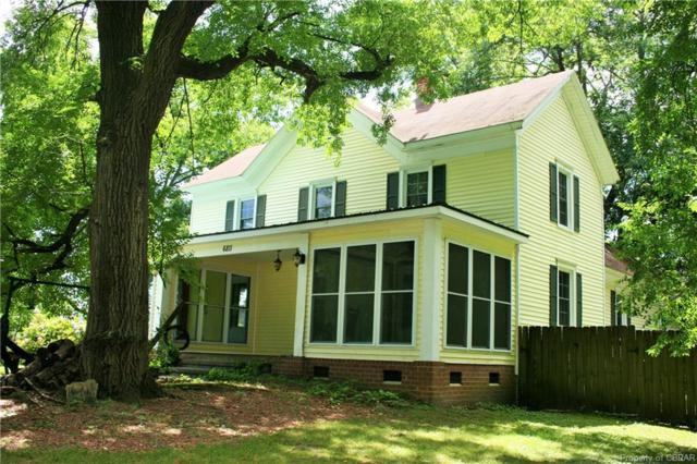 6811 Cedar Lake Drive, Gloucester, VA 23061 (MLS #1921692) :: EXIT First Realty