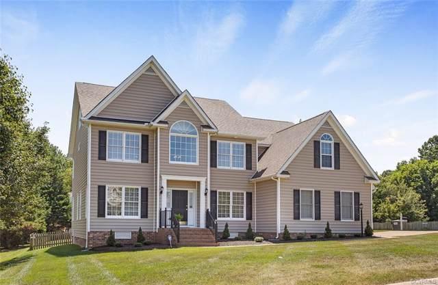 11014 Ridgebrook Drive, Mechanicsville, VA 23116 (MLS #1921731) :: Small & Associates