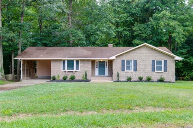 2604 Kay Street, North Prince George, VA 23860 (MLS #1921937) :: EXIT First Realty