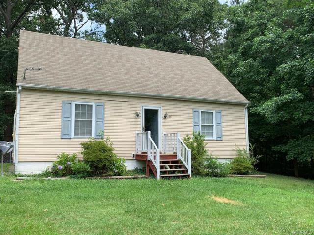 98 Defense Avenue, Sandston, VA 23150 (#1921981) :: Abbitt Realty Co.