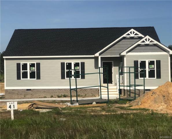 8824 Rock Cedar, New Kent, VA 23124 (MLS #1922049) :: The RVA Group Realty