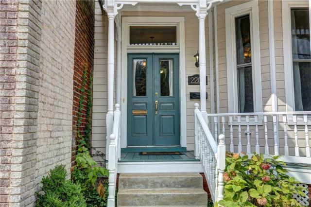 2203 E Marshall Street, Richmond, VA 23223 (MLS #1922126) :: The RVA Group Realty