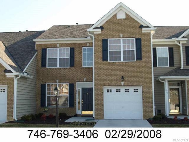 1007 Parkland Place, Glen Allen, VA 23059 (MLS #1922179) :: EXIT First Realty