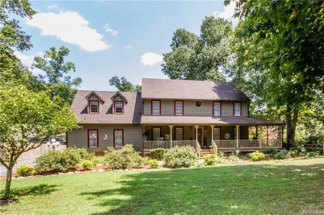 20101 Oak River Court, Chesterfield, VA 23803 (MLS #1922183) :: The RVA Group Realty