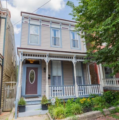 2122 E Marshall Street, Richmond, VA 23223 (MLS #1922318) :: The RVA Group Realty