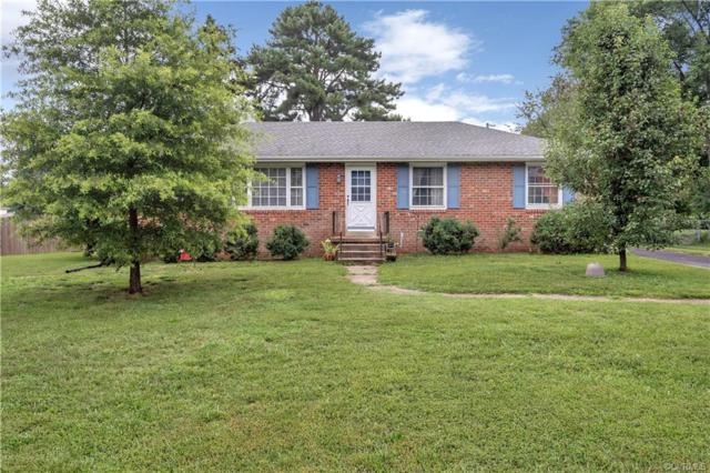 9301 Crystalwood Lane, Henrico, VA 23294 (MLS #1922380) :: Small & Associates