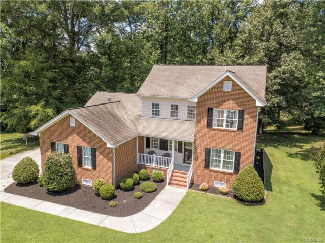 213 Clements Court, Colonial Heights, VA 23834 (MLS #1922607) :: HergGroup Richmond-Metro
